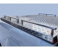 Volkswagen Amarok 2016- Рейлинг длинный (комплект) ( компл ) Артикул: VWAMAR17-58