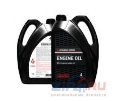 Моторное масло Mitsubishi Genuine Oil SAE 5W30 API SM/CF ILSAC GF-4 OIL 5W30 API SM, 4L