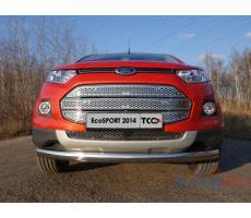 Ford EcoSport 2014- Решетка радиатора нижняя (лист) ( шт ) Артикул: FORECOSPOR14-04