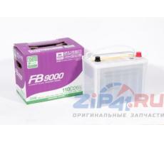 Аккумулятор FB9000 Ёмкость 55 Ah, пусковой ток 520 А 236x126x227 Артикул: 70B24L
