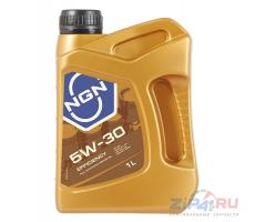 Масло моторное синтетическое 5W-30 EFFICIENSY SN 4л V172085348