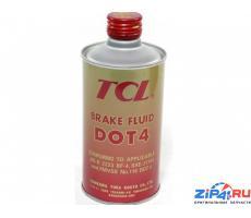 Тормозная жидкость TCL DOT4, 1 л 00833