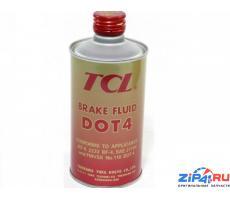 Тормозная жидкость TCL DOT4, 0,355л 00840