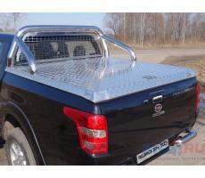 Fiat Fullback 2016- Крышка кузова (алюминий) ( шт ) Артикул: FIAFUL16-14
