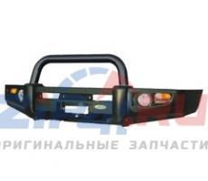 Бампер передний Toyota Land Cruiser Prado 90, 1B-FJ90-02, PowerFul