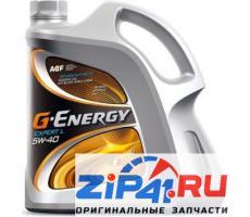 Масло моторное полусинтетическое G-Energy Expert L 5W-40 SL/CF, A3/B3/B4 4л, Артикул: 253140261