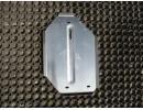 Jeep Cherokee 2014 Защита дифференциала (алюминий) 4 мм ZKTCC00079